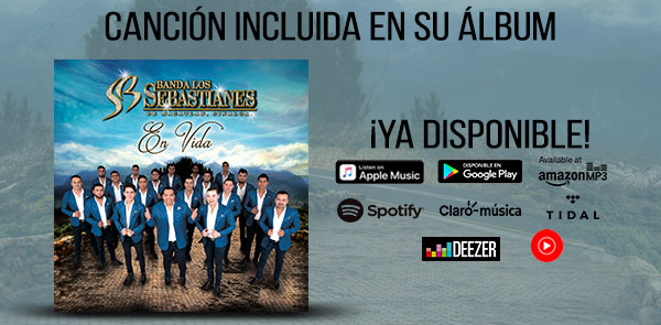 """Los amigos de Banda Los Sebastianes presenta el video de su sencillo más reciente el cual lleva por nombre """"Mi meta contigo"""","""